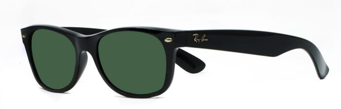 Ray-Ban RB2132 901 52-18 Medium Black Unisex Sunglasses 8e5d20f07c3a